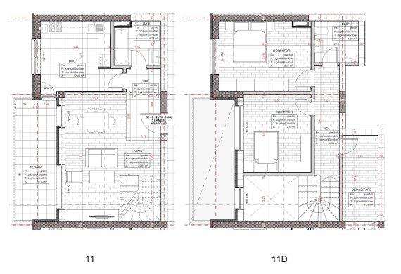 3 Camere Apartment - C2.D.4G