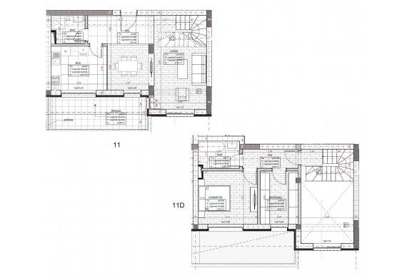 Apartament 2 Camere - C2.D.1H