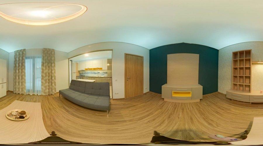 2-bedrooms apartment detached