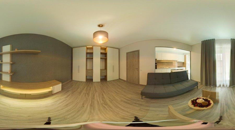 1-bedroom apartment detached